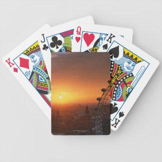 Londres 2 baraja cartas de poker