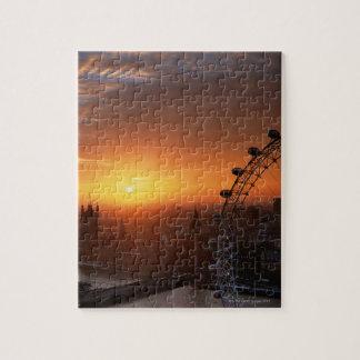 Londres 2 puzzles con fotos