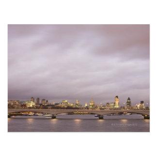 Londres 3 postal