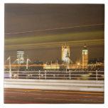 Londres 6 azulejo cuadrado grande
