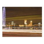 Londres 6 tarjetas postales