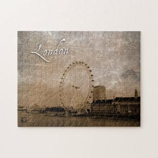 Londres Antiqued - rompecabezas