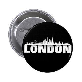Londres Button/Pin/Anstecker Botones