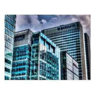 Londres corporativo postales
