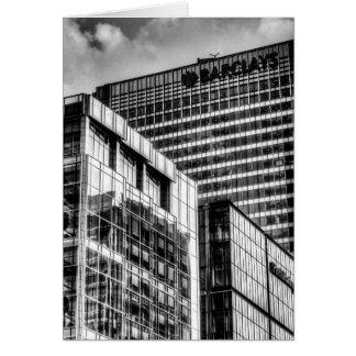 Londres corporativo tarjeta de felicitación