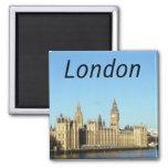 Londres, el parlamento británico y el BigBen Iman De Frigorífico