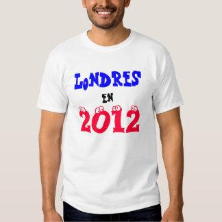 Londres en 2012 dresses