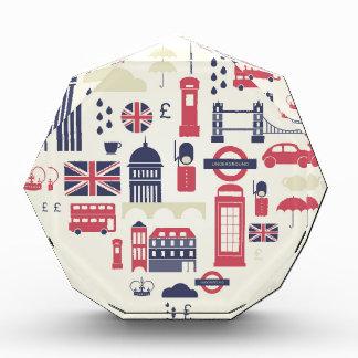 Londres en el corazón