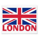 Londres en rojo cojinete