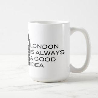 Londres es siempre una buena idea - taza