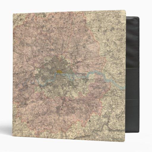 """Londres externo carpeta 1 1/2"""""""