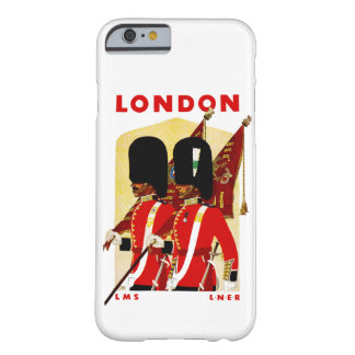 Londres Funda Barely There iPhone 6
