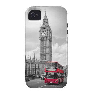 Londres Inglaterra Vibe iPhone 4 Carcasa