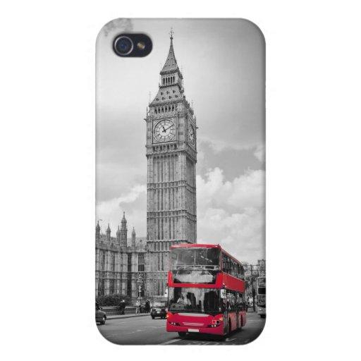 Londres Inglaterra iPhone 4/4S Funda