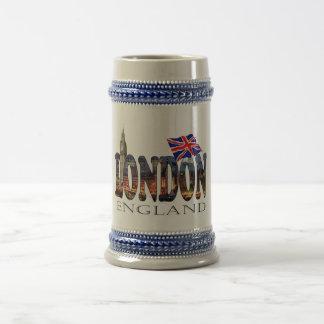 Londres Inglaterra Jarra De Cerveza
