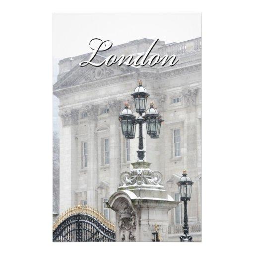 Londres Inglaterra Papelería Personalizada