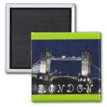 Londres, Inglaterra, puente de la torre, imán del