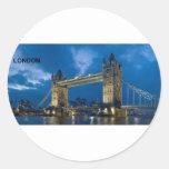 Londres--[kan.k] .jpg pegatina redonda