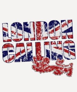 Londres llamada poleras