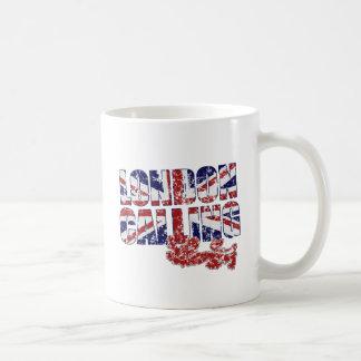 Londres llamada taza