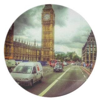 Londres misterioso platos