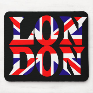 Londres Mousepad Alfombrillas De Ratones