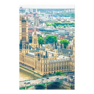 Londres Personalized Stationery
