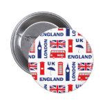 Londres Pin Redondo 5 Cm
