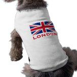 Londres Ropa Perro