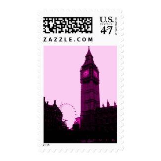 Londres Sellos Postales
