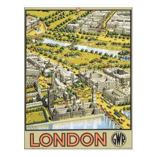 Londres Tarjeta Postal