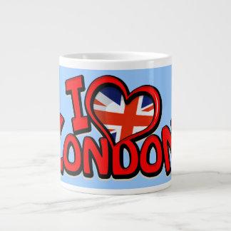 Londres Taza De Café Grande