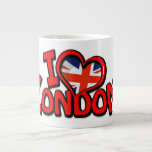 Londres Tazas Extra Grande