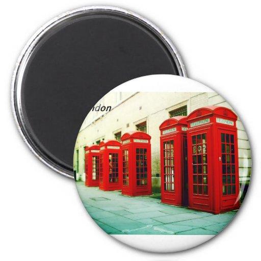 Londres--teléfono--[kan.k] .JPG Imán De Frigorífico