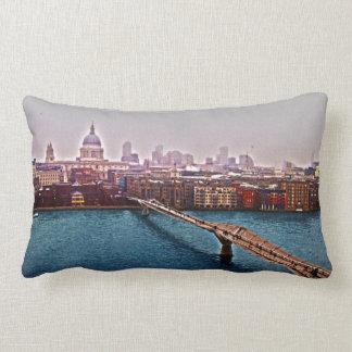Londres - Thames Cojín