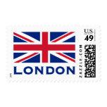Londres Timbre Postal