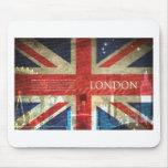 Londres Union Jack Alfombrilla De Ratón