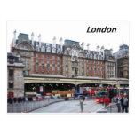 Londres--Victoria--estación--[kan.k] .JPG Tarjeta Postal