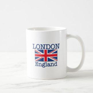 Londres y Union Jack Tazas