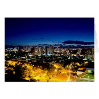 Londrina, Brazil Card