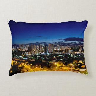 Londrina, Brazil Decorative Pillow