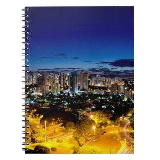 Londrina, Brazil Notebook
