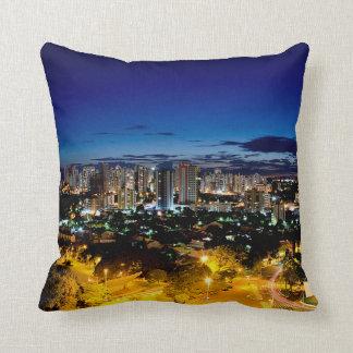 Londrina, Brazil Throw Pillow