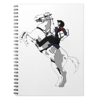 Lone Arranger, for Archivists Working Alone! Spiral Notebook