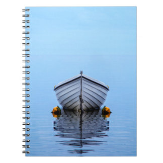 Lone Boat Notebook