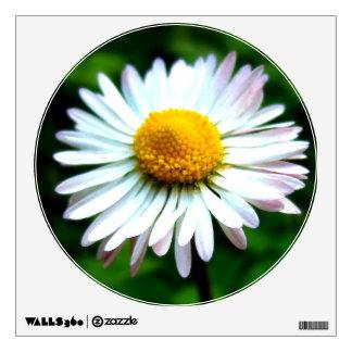 Lone Daisy Wall Sticker