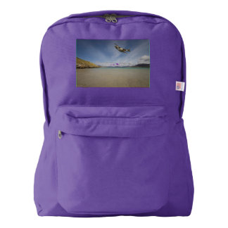 Lone Mosquito American Apparel™ Backpack