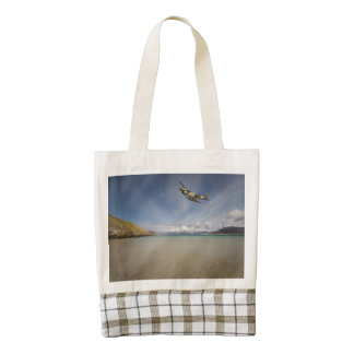 Lone Mosquito Zazzle HEART Tote Bag