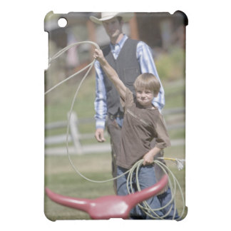 Lone Mountain Ranch, Big Sky, Montana, USA iPad Mini Cases