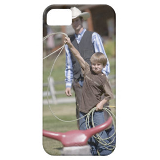 Lone Mountain Ranch, Big Sky, Montana, USA iPhone SE/5/5s Case